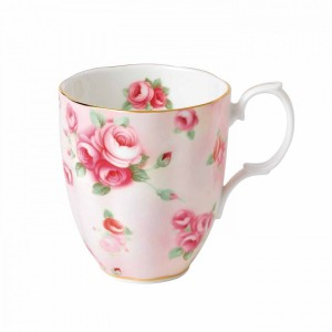 100 Years Of Royal Albert 1980 Rose Blush Mug