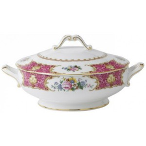 Lady Carlyle Covered Vegetable Dish 1.7ltr