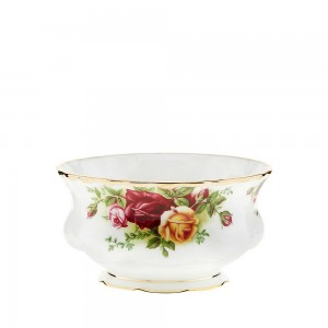 Old Country Roses large open sugar bowl OCR