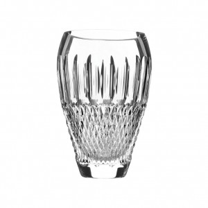 "Waterford Crystal Colleen 60th Anniversary 8"" Vase - Clear"