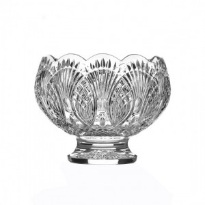 Waterford Crystal House Circle of Friends 12in Punch Bowl