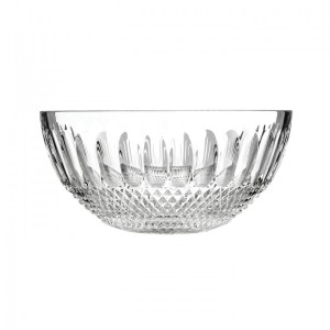 Waterford Colleen 60th Anniversary Clear 8in Bowl - Discontinued