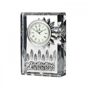 Waterford Lismore Clock 4in