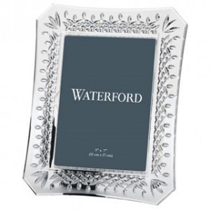 Waterford Lismore Picture Frame 5x7