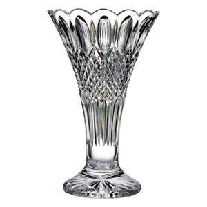 Waterford Crystal Georgian Windows 14in Vase