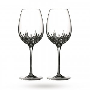 Lismore Essence White Wine Glass, Set of 2