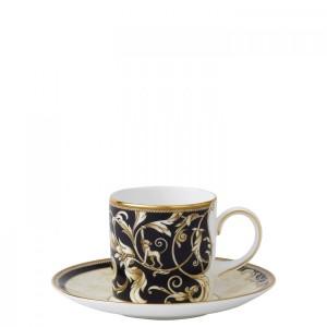Wedgwood Cornucopia Coffee Saucer
