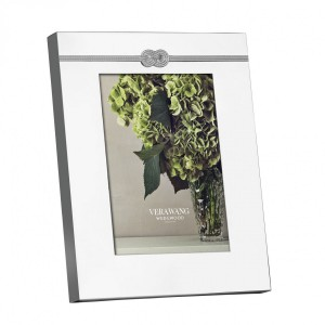 Wedgwood Vera Infinity 13cm x 18cm Picture Frame