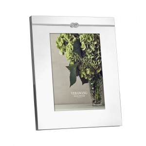 Wedgwood Vera Infinity 20cm x 25cm Picture Frame