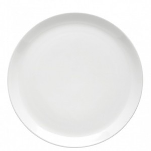 Olio White Dinner Plate 27cm - Barber and Osgerby