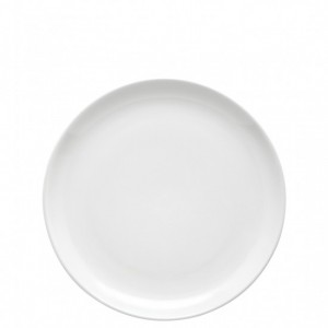 Olio White Plate 22cm - Barber and Osgerby