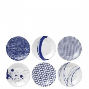 Pacific Side Plates 16cm (Set of 6)