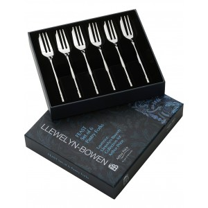 Arthur Price Feast Set Of 6 Pastry Forks