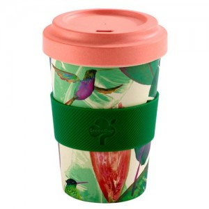 Bamboo Fibre Takeaway Cup Paradise
