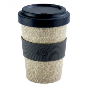 Bamboo Fibre Takeaway Cup Canvas