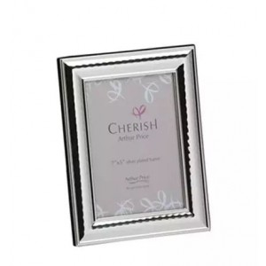 Arthur Price Bridal Cherish Coniston 5 x 7 Frame