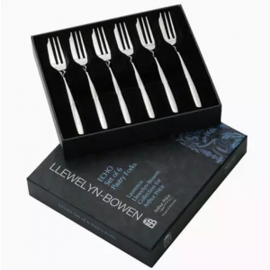 Arthur Price Echo Set Of 6 Pastry Forks