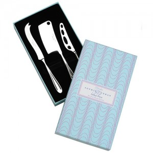 Arthur Price Sophie Conran Rivelin 3 Piece Cheese Set Gift Box