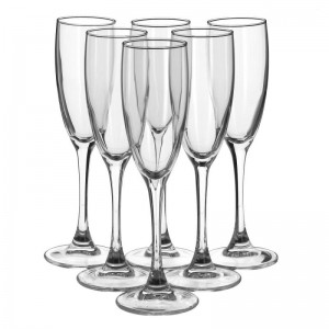 Luminarc Glass** Signature  set of 6 - 17 cl