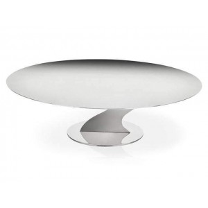 LF ALZATE LARGE l CAKE STAND IN STAINLESS STEEL
