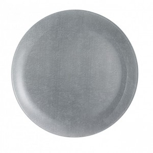 LUMINARC - Light Grey Loft Stony Dinner Plate - Loft Stony - color