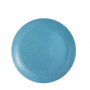 LUMINARC Blue Plate Soft Color - 26 cm