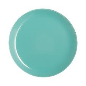 LUMINARC Blue Dinner Plate Soft Color - 26 cm