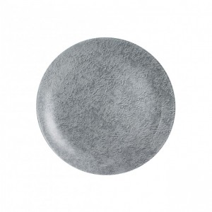 LUMINARC - Light Grey Loft Stony Dessert Plate - 20 cm