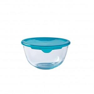 Pyrex a Mixing Bowl 0.5  L  14 cm W/ Cover