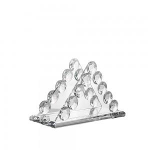 Ranoldi Crystal Napkin holder CX4099