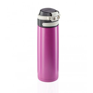 Leifheit Flip Insulated Mug 600 ml Dark Purple