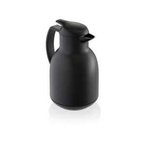 Leifheit Insulating jug Bolero Columbus 1 Litre black