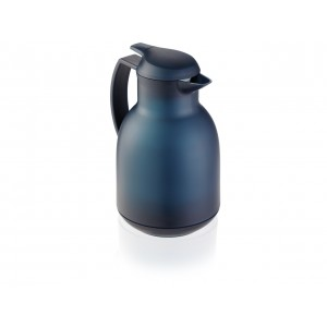 Leifheit Insulating Jug Bolero Columbus 1 Litre dark blue
