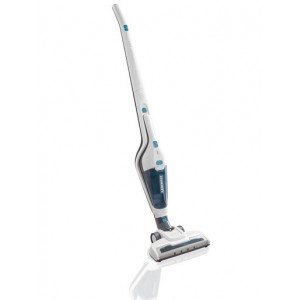 A Leifheit Rotaro Powervac 2 in 1 - 16V