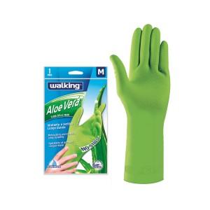 Apex Fleece Lined Latex Aloe Gloves