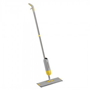 A Apex Spray Mop Microfibre