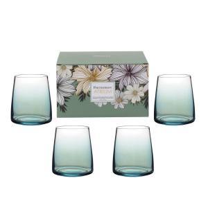 Portmeirion Atrium Stemless Wine Glass Set of 4