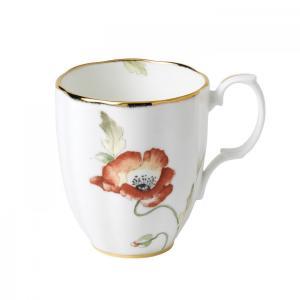 100 Years Of Royal Albert 1970 Poppy Mug