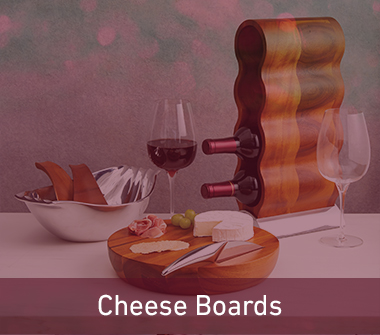 cheeseboards and knives